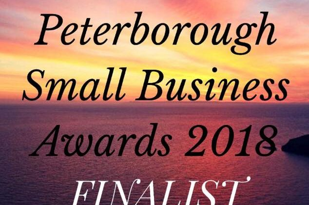 Finalist for Peterborough Small Business Awards