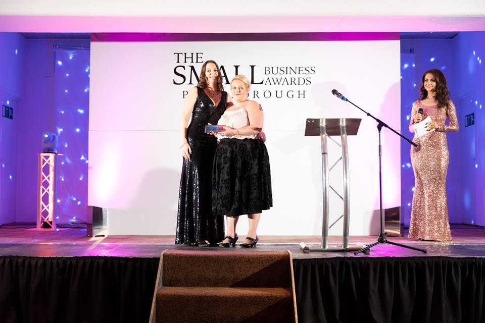 The Little Marketing Company are New Small Business of the Year in Peterborough