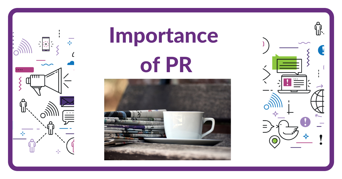Importance of PR