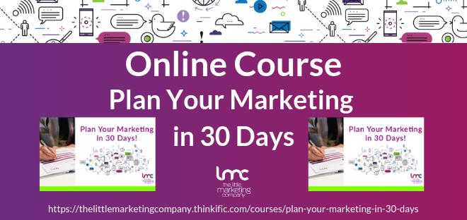 Online Marketing Course