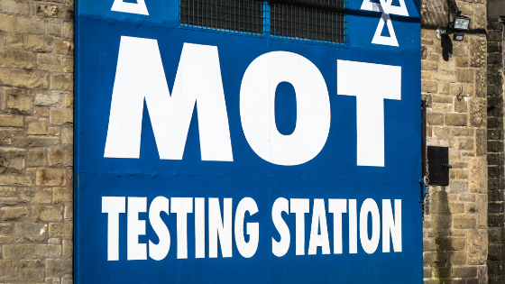 You MOT Your Car, What about your Marketing?