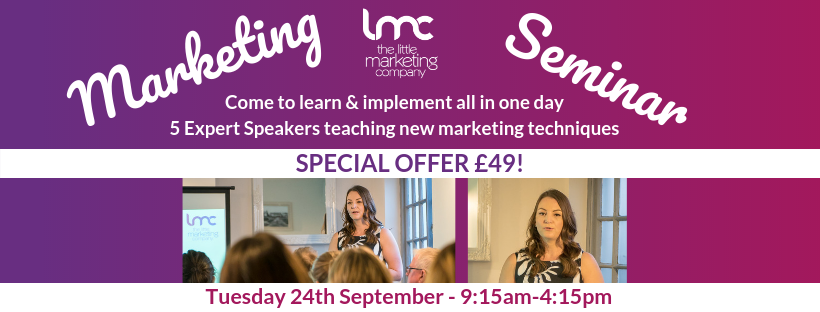 Marketing Seminar Peterborough