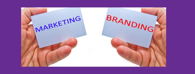 Branding for Small Businesses vs Marketing for Small Businesses
